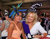 Ladies Day at The Darwin Turf Club