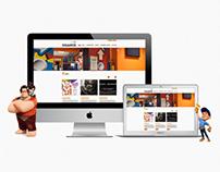 VIGAMUS - WEB DESIGN