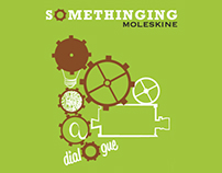 SOMETHINGING | Moleskine Workshop Series