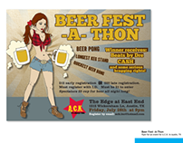 Beer Fest -A- Thon