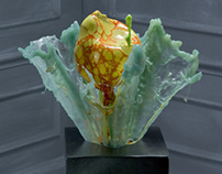 Gallery Series, Liquid Sculptures