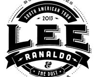 Lee Ranaldo & The Dust Poster + Identity