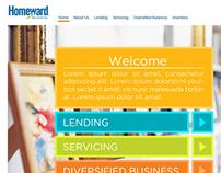 Homeward Residential Site (Design)