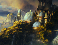 Matte Painting 2011-13