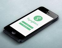 Sugarglider's App & Web Design