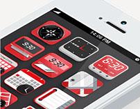 Halliburton - Icons for Iphone