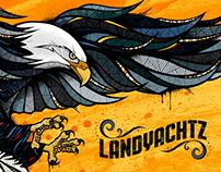 Landyachtz // Longboard Graphics // 2013