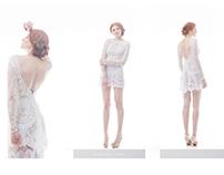 "Balint Sara ""The white dress "" project"