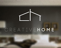 CreativeHome | logo design