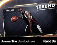 Arena Star Jumbotron