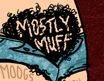Mostly Muff- aka a lot of hair