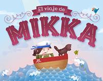 El viaje de Mikka