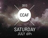 Design for Cherry Creek Arts Festival 2013