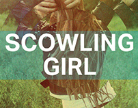 Scowling Girl, EP artwork