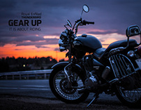 Gear Up-For a Ride