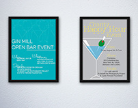 SOHO Project Event Posters