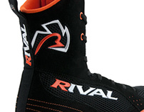 2013 Rival RSX-One Boxing boot