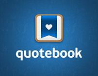 Quotebook