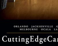 Cutting Edge Carpet trade show graphics