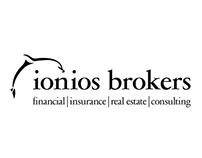 Ionios Brokers Re-branding