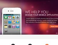 O-DESIGN Metro website Design