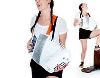Ella- The accordion that rocks