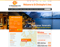 St Christopher's Inns ~ European Youth Hostels