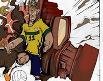 BRAZIL 2014 inside out.