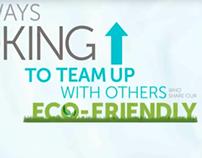 Norwegian Cruise Line - Eco Smart Video