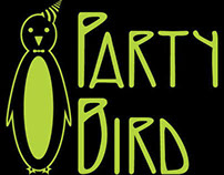 Party Bird Airlines Graphic Standards