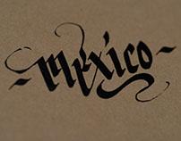 Mexico Sketchbook