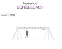 Konstruktionsvertiefung - Schiebedach