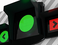 RUnifor - The concept of the one section traffic light