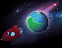 Zammis Adventure game about Fire Spinning creatures