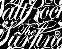 SaltRock Print Range