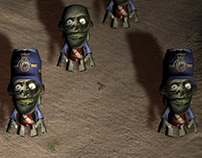 Gulliver's Zombies