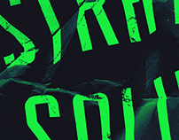 SS+CT. PosterForOfficeWithSlogan
