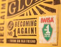 IWISA - Congratulations Kaizer Chiefs - Poster