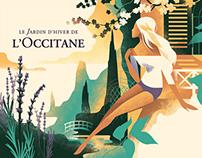 Le Jardin d'hiver de L'Occitane
