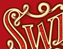 Lettering Words
