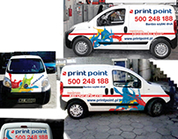 Car Wrapping for PrintPoint