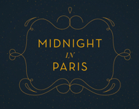 Titulos / Midnight in Paris