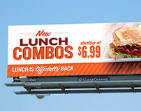 Applebee's Take Two Lunch Combo