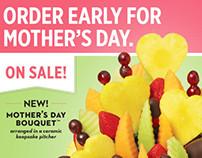 Edible Arrangements Mother's Day Creative