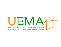 Logotipo de UEMA