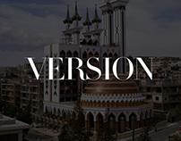 VERSION MAGAZINE | Content Curation & App Concept