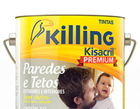 GRAPHIC - Embalagens Killing