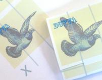 Duvfa - Brooch Package