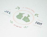 עיצוב גרפי לחתונות   WEDDING GRAPHIC DESIGN