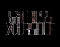 Lettering Express Yorself